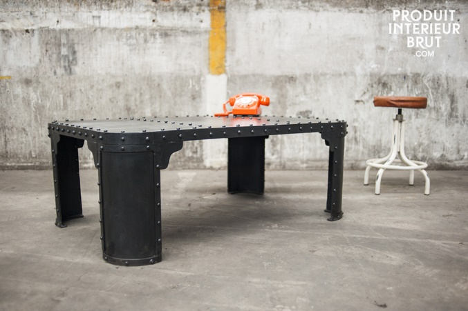 Les tables basses vintage de Produit Intérieur Brut
