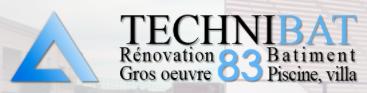Technibat 83 réalise tous les travaux dans le Var