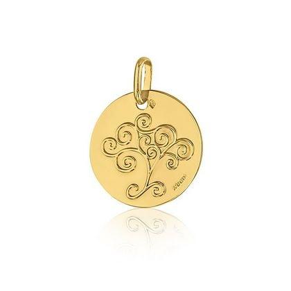 Médaille baptême arbre de vie – AUGIS